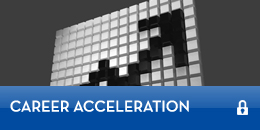 Career Acceleration Navigation Button