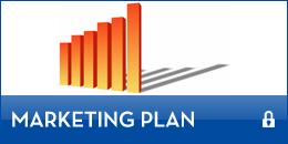 button marketing plan