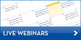 power suite support live webinars