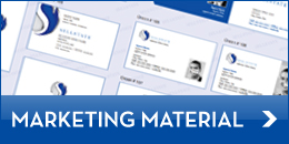 Marketing Material Button